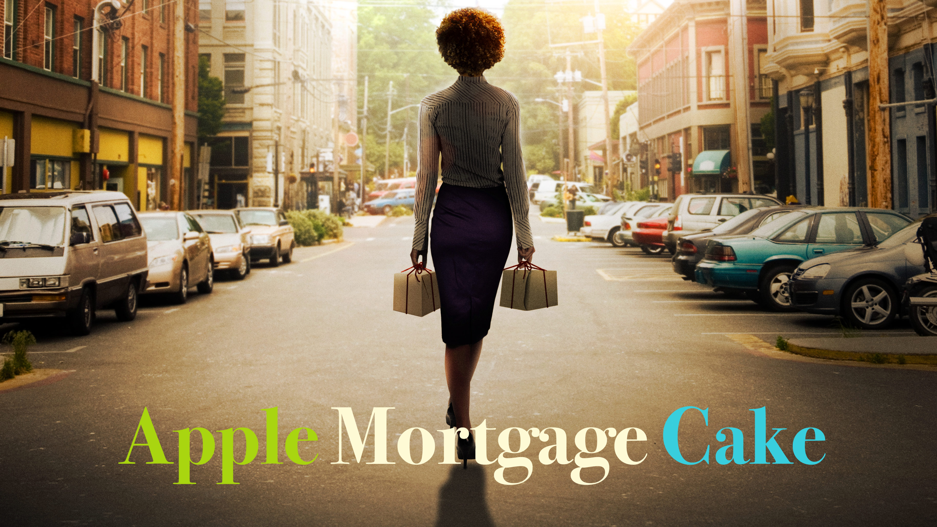 Apple Mortgage Cake Trailer