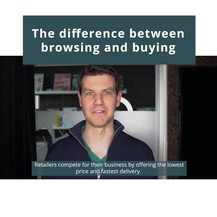 Video 09 - Browsers vs. buyers - LinkedIn