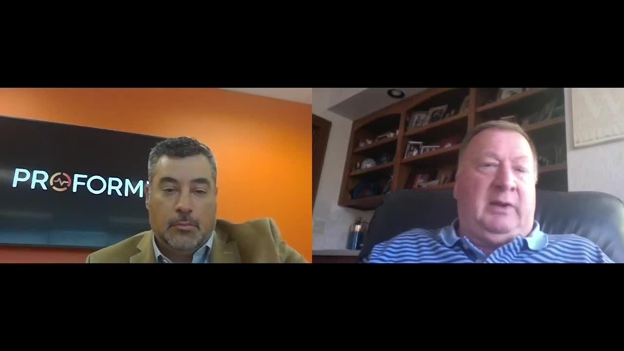 Marty Jensen Full Webcast