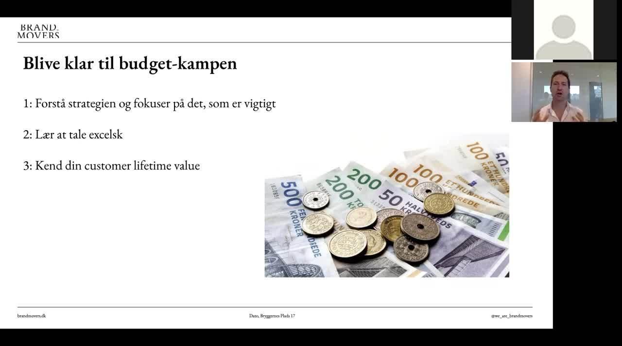 Webinar - CMDK20 - Kap 2 - Content marketing budget  -1