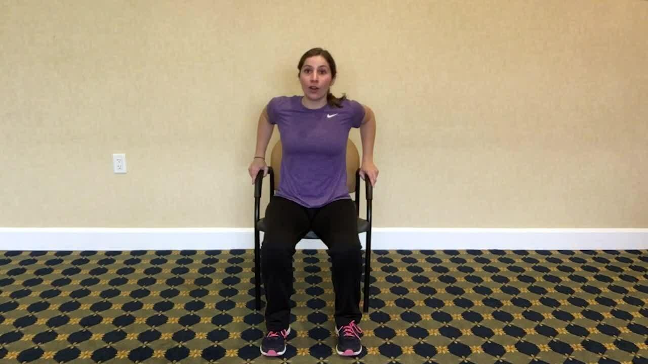 22-Chair Dips
