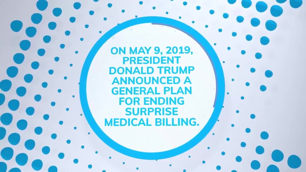 Trump Announces Plan for Medical Billing-Video