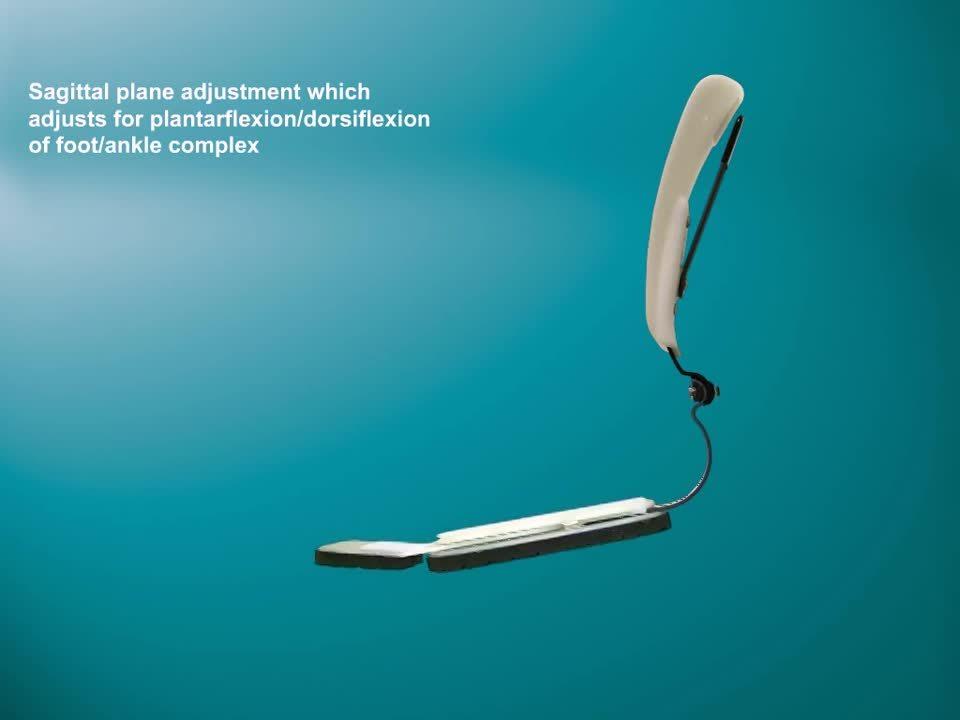 APU Orthosis- Sagittal Plane Adjustment-1