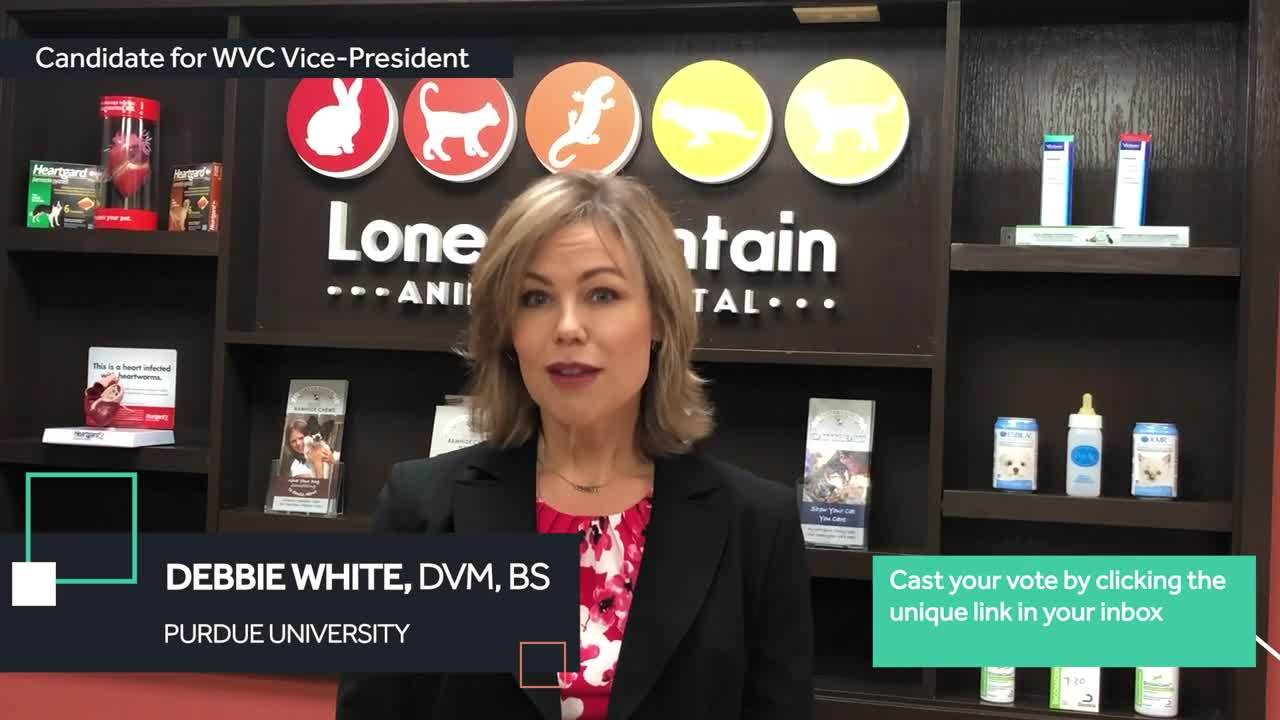 Dr. White - Board of Directors Voting 2020