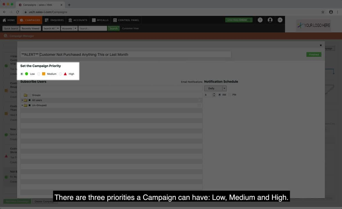 4.2 Hints and tips to get your Campaigns noticed