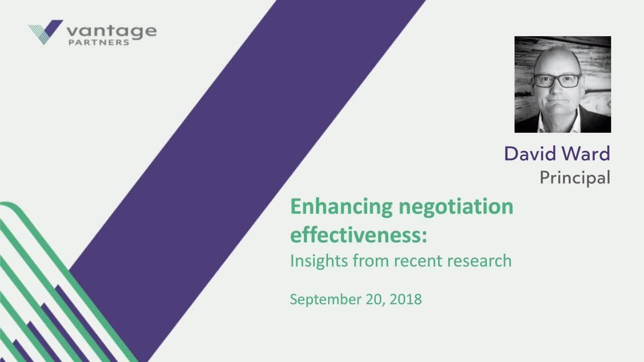 Enhancing Negotiation 06