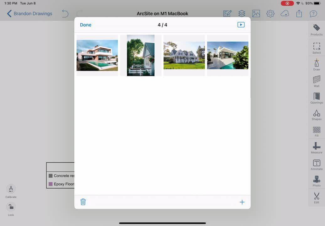 ArcSite Update 4.49.0_Multiple Photo Upload