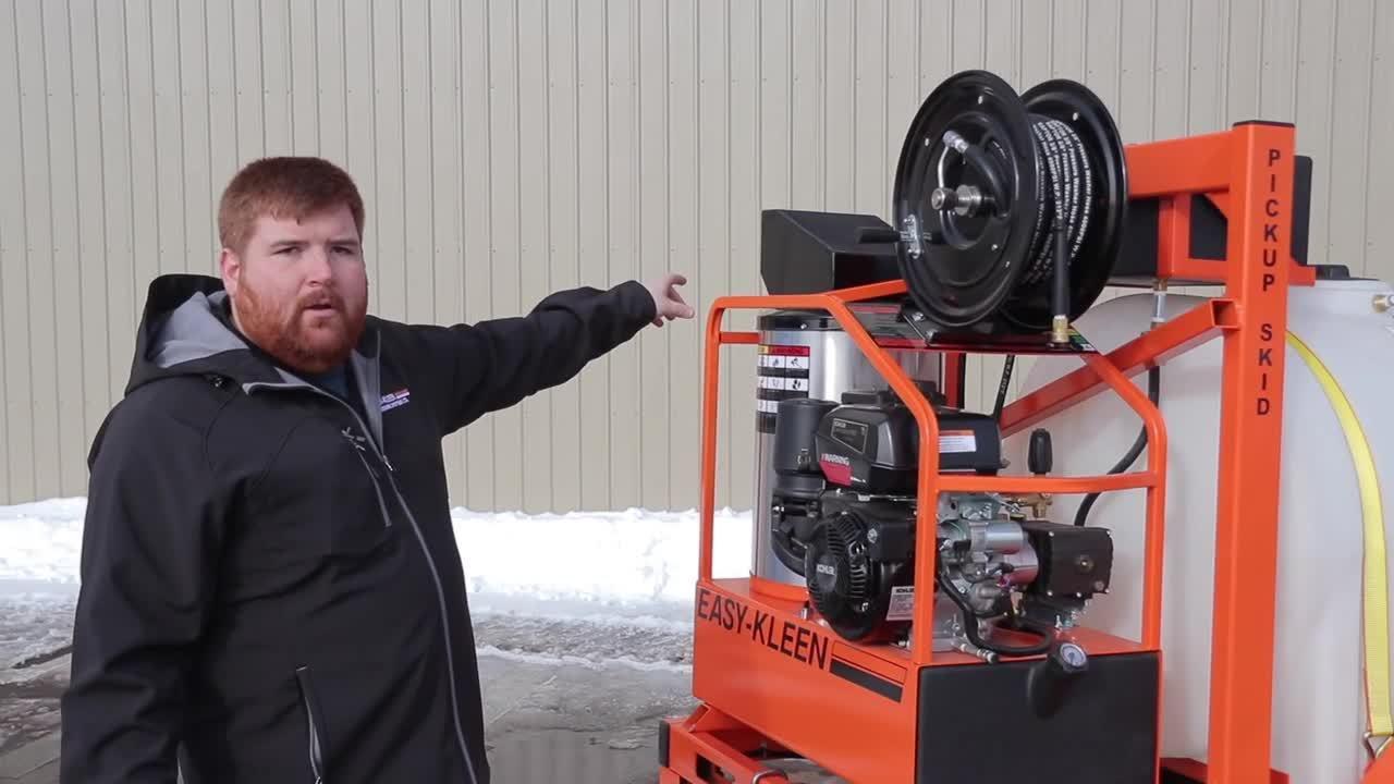 Pickup Skid Bolt On Trailer Package Website