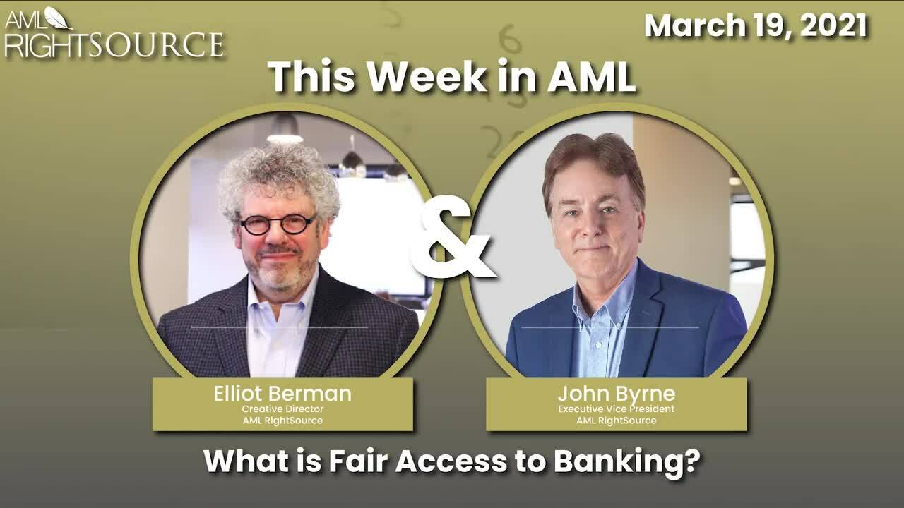 What Is Fair Access to Banking?