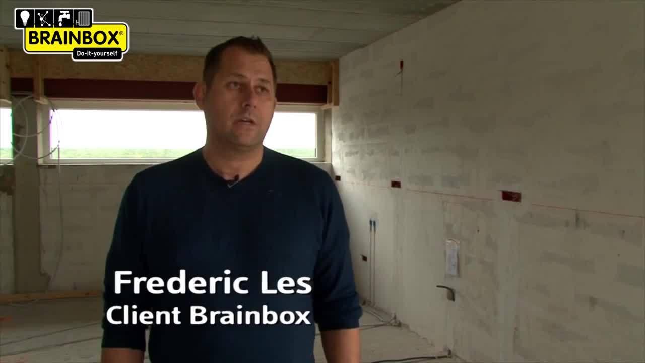 Témoignage client Brainbox Frederic