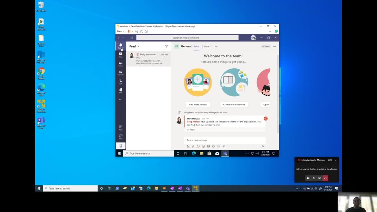 Introduction to Microsoft Teams-1