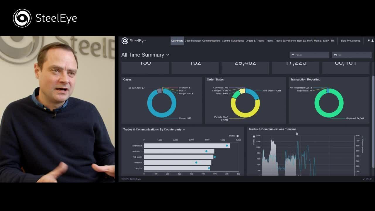 SteelEye Data Platform
