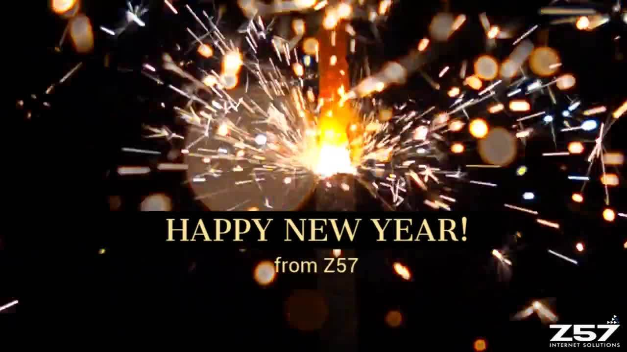 Happy New Year - Z57