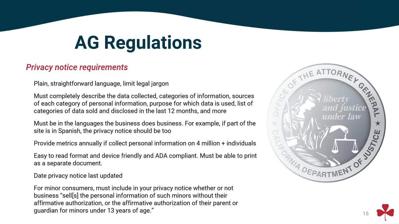5 New Amendments to CCPA (2)