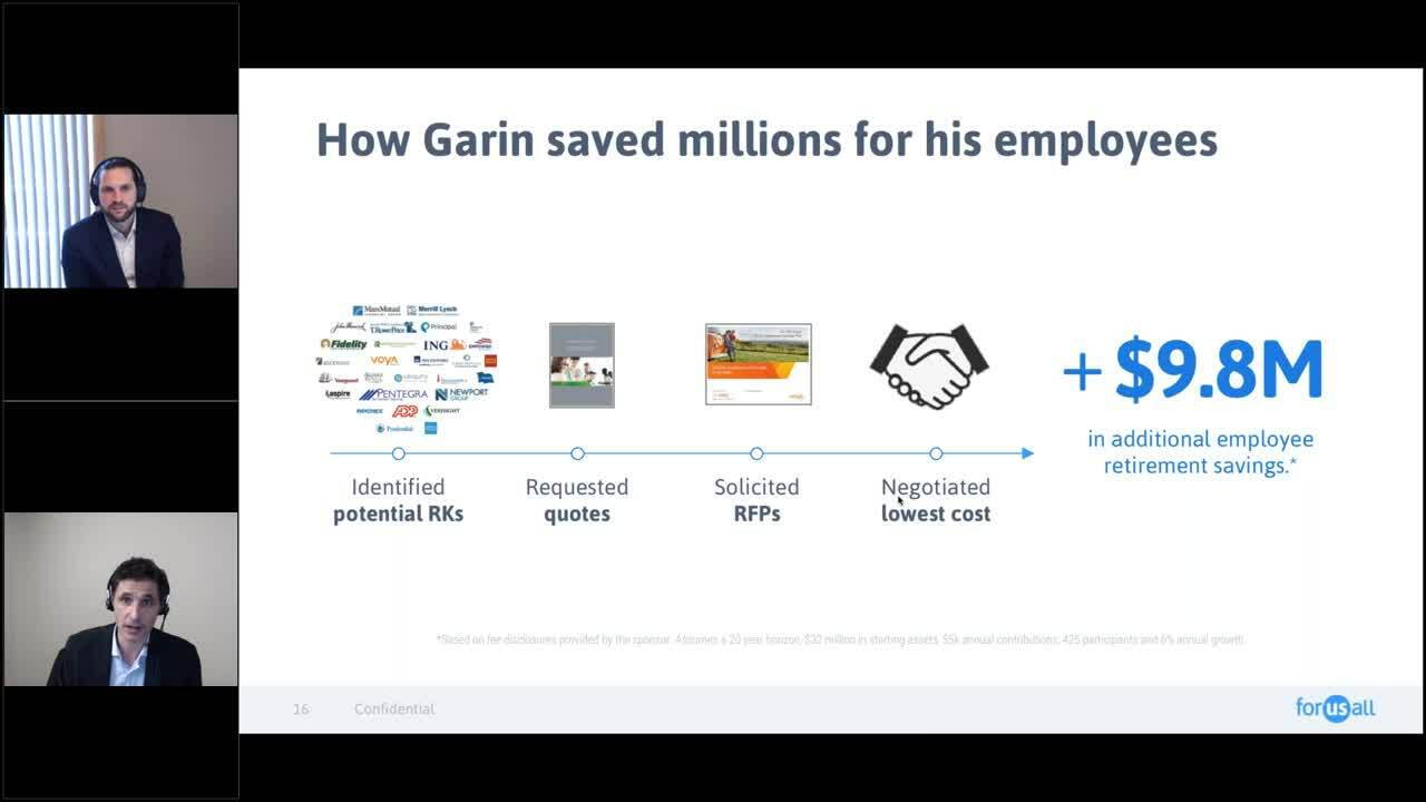 ForUsAll Webinar How 3 Sponsors Could Save Millions Trimmed