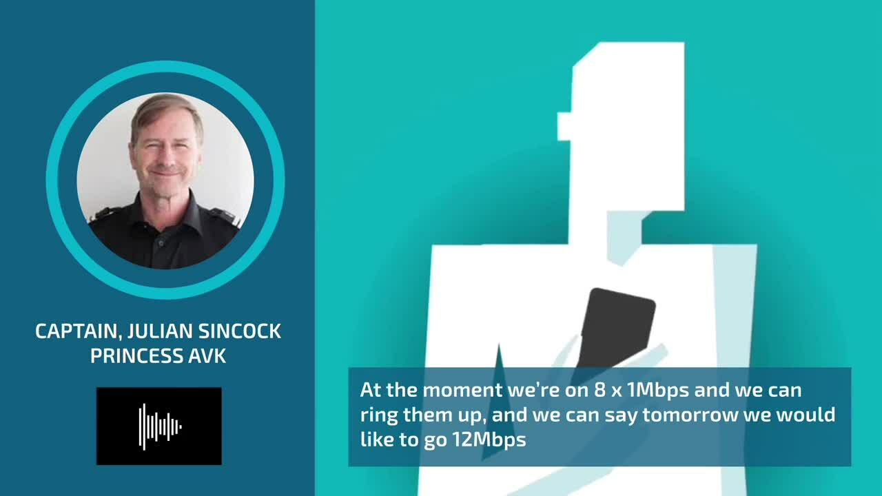 Julian Sincock VSAT Interview