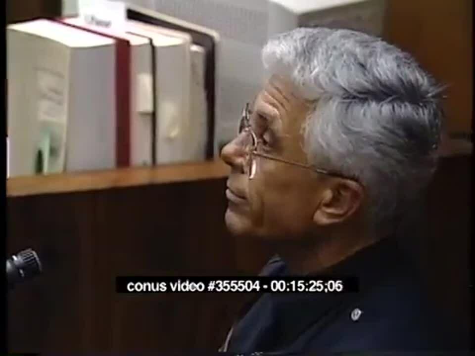 OJ Simpson Trial - February 14th, 1995 - Part 4