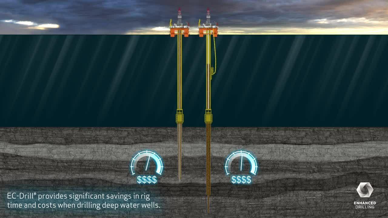 EC-Drill- technology animation