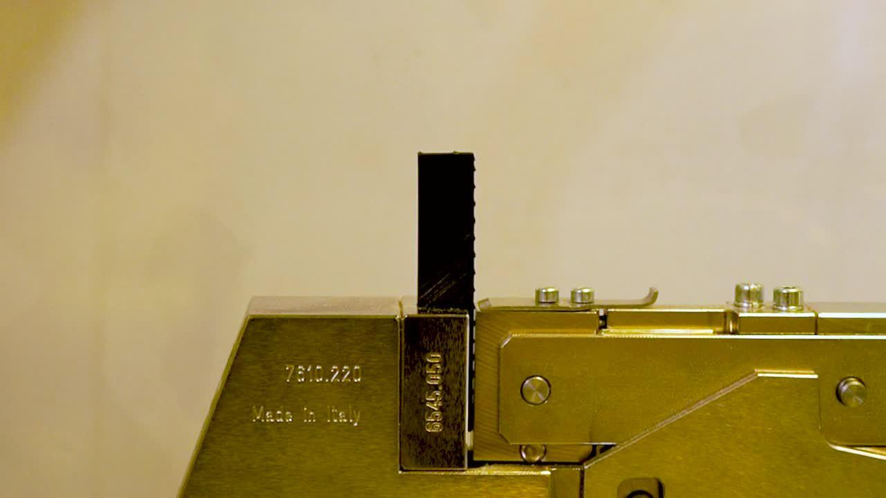 Figure 4 FLEX-BLK 10 Impact Test