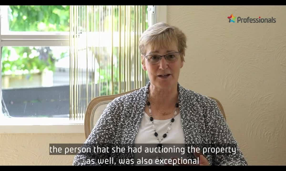 22B Reeves Road Pakuranga - Testimonial Captioned