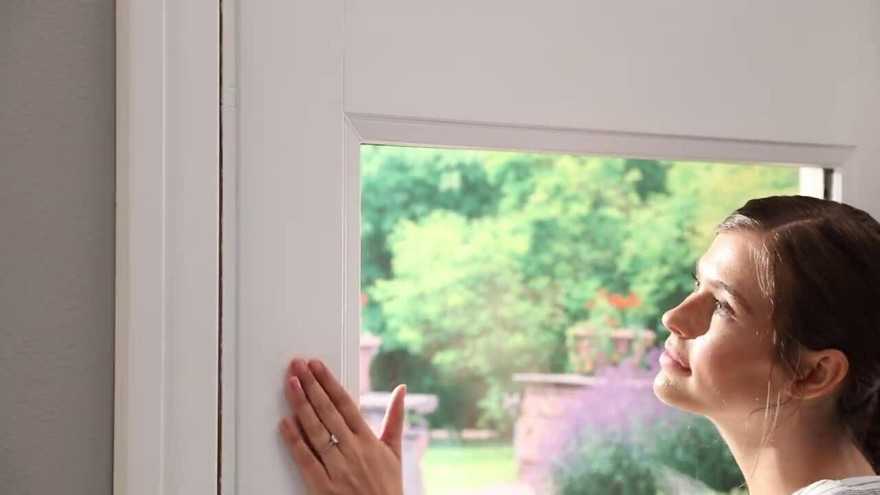 How to Identify Flush Frame Door Glass