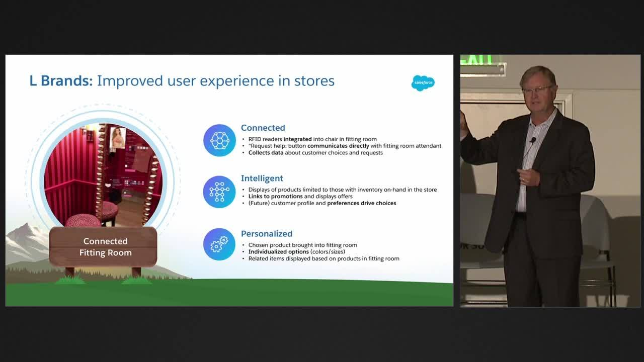 Dreamforce 2018: MuleSoft in retail and consumer goods