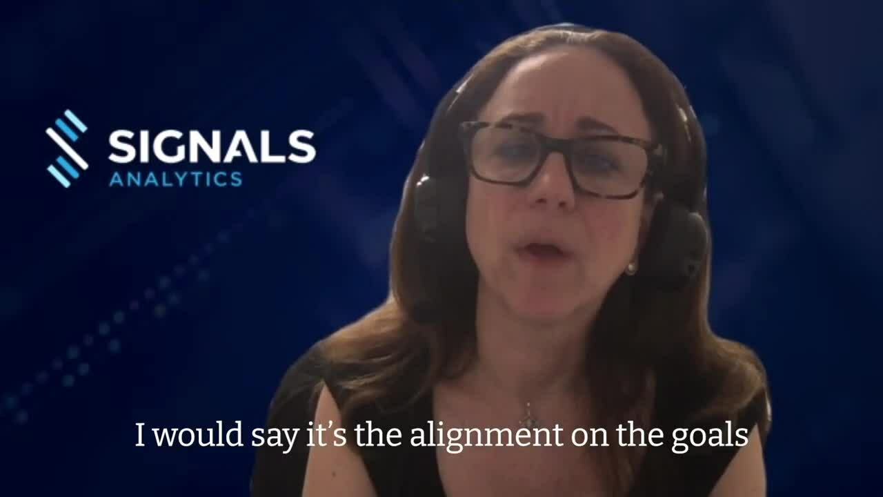 Frances Zelazny of Signals Analytics _ About Beacon Digital Marketing