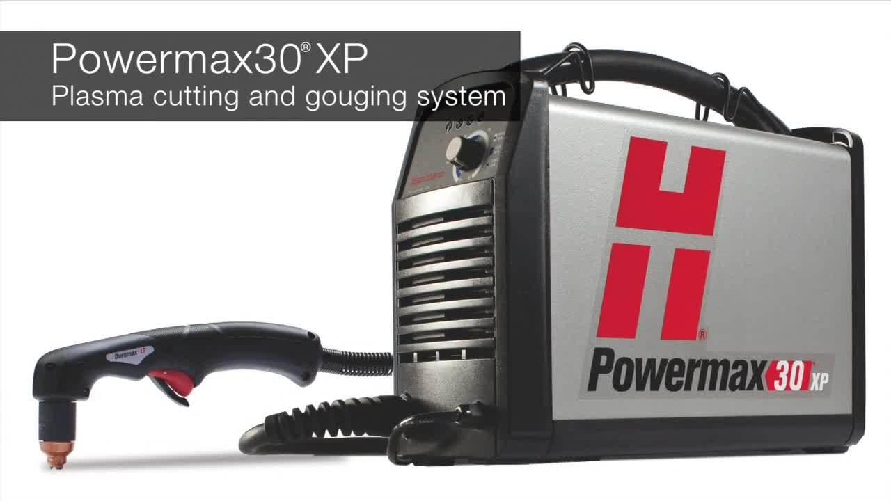 Powermax30 XP Overview