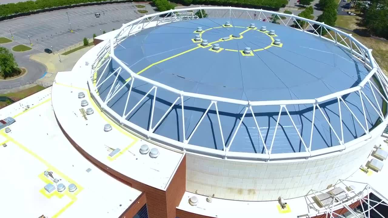 FiberTite Crown Coliseum