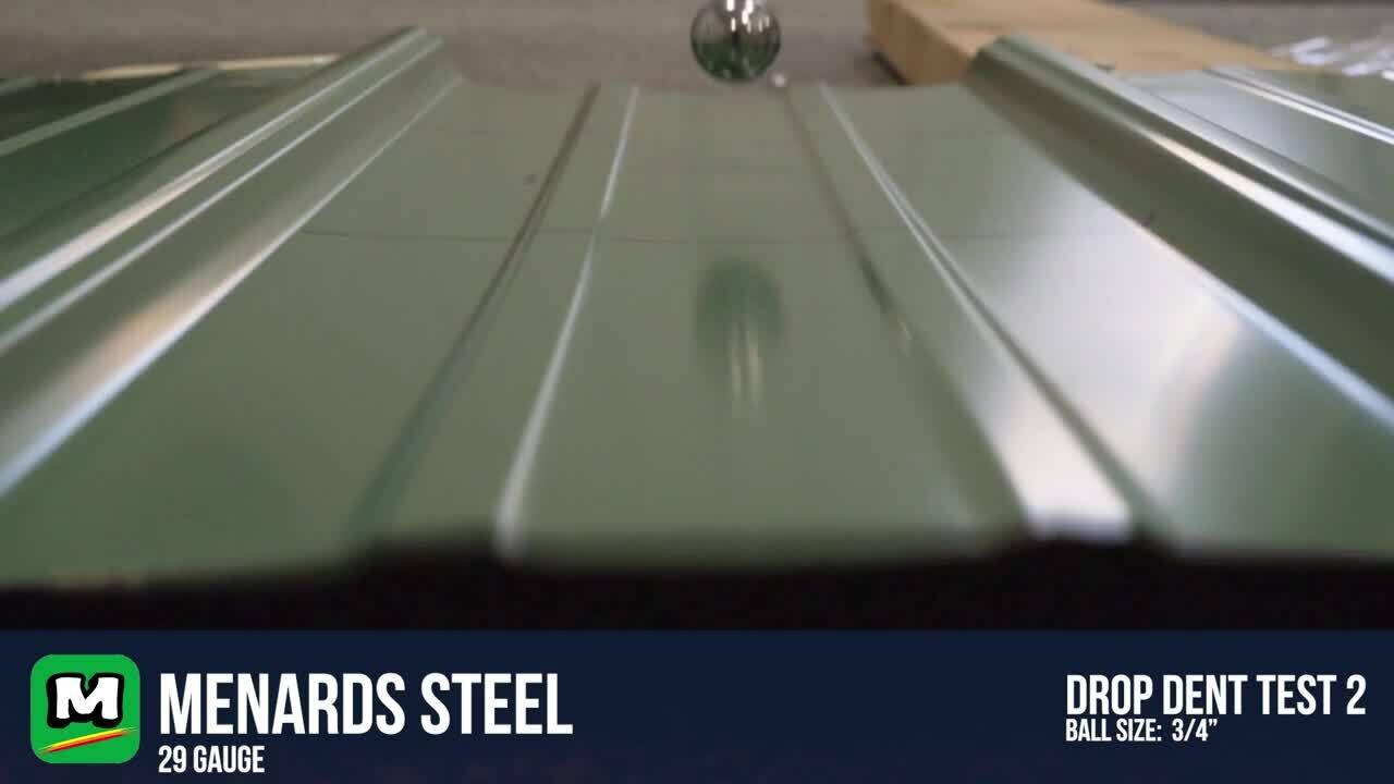 Morton, Menards and FBi Steel Comparison Video-1