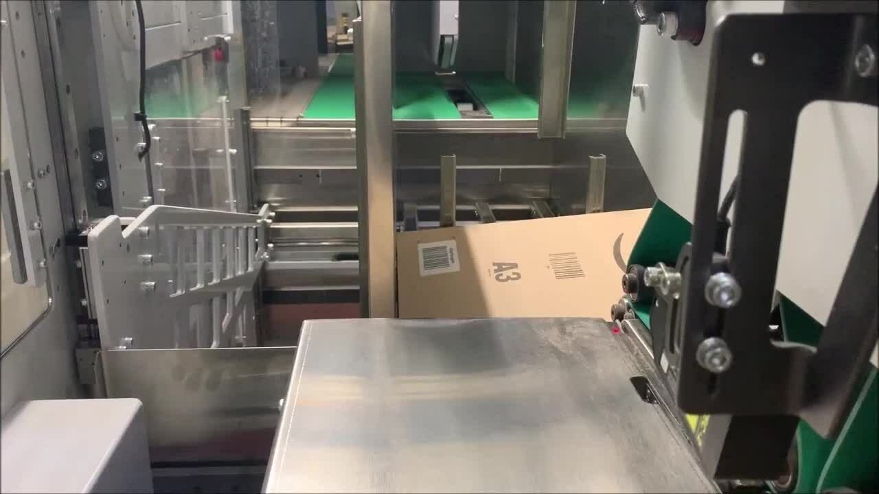 Everio Automatic Stacker