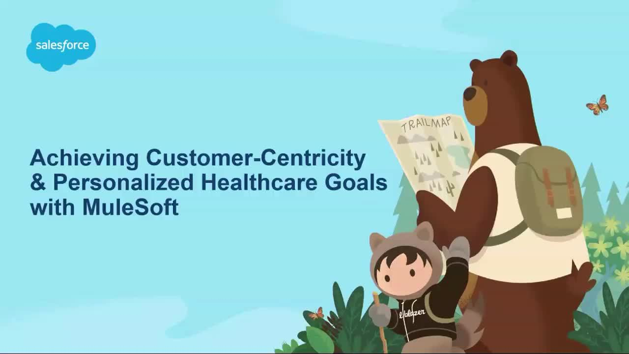 Dreamforce 2019: How Genentech Drives Customer-Centricity & Personalized Healthcare with MuleSoft