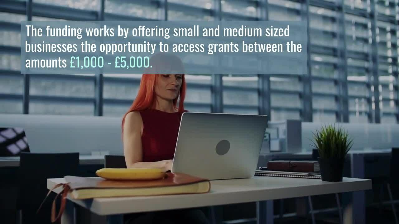 UK Gov announce 20 million in new grants