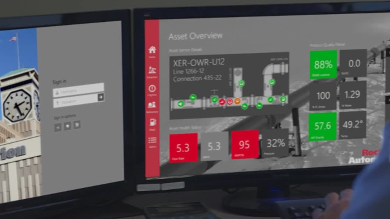 Microsoft Customer Story-Fueling the oil and gas industry