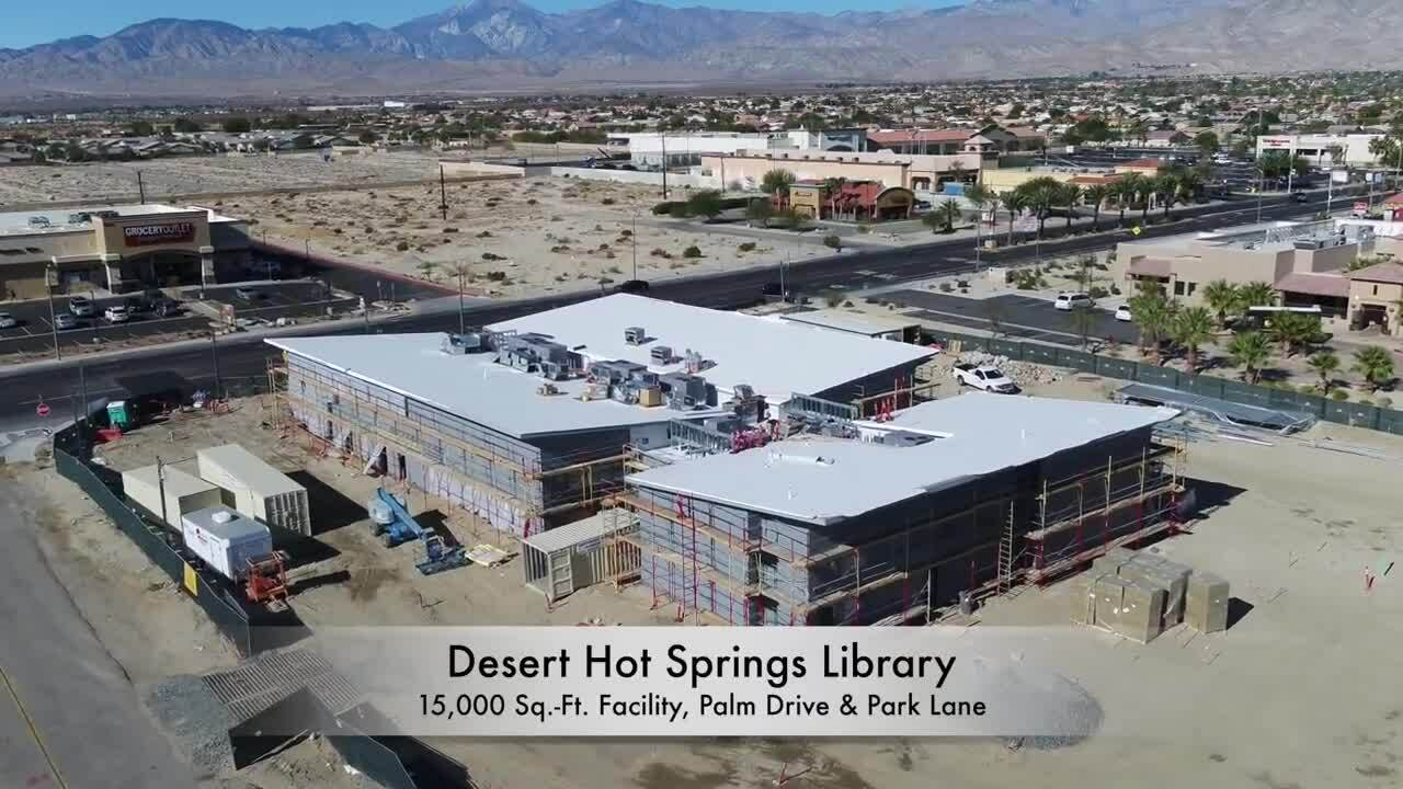 DHS Library Update