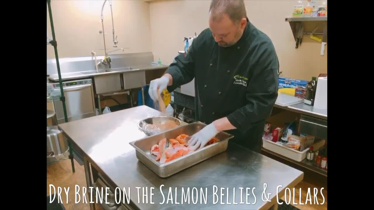 Chef Wade's Smoked Salmon