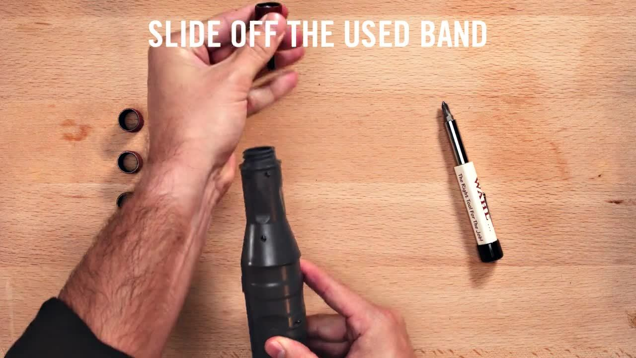 WAHL How to Change the Wahl Classic Nail Smoother Tip