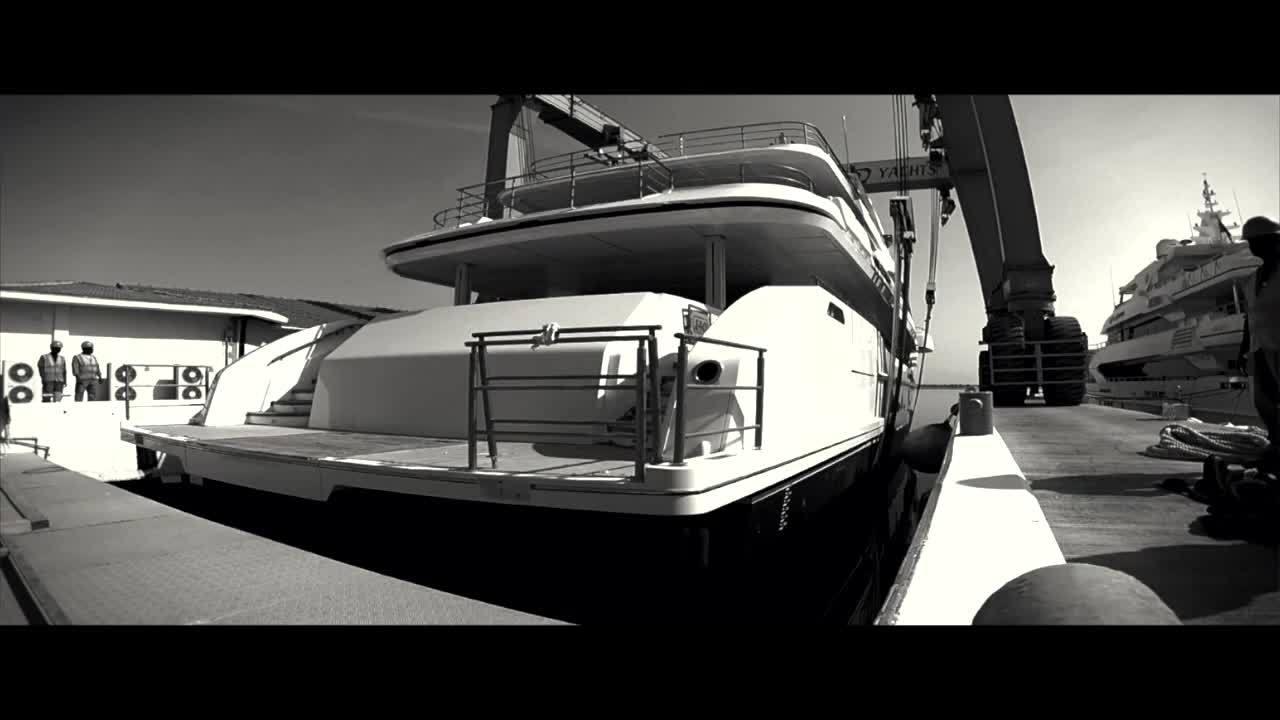 Majesty 140 #003 Teaser for Monaco Yacht Show 2019 1080p