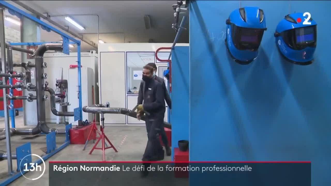 2021-06-11-13-Heures-France2-Region-Normandiele-defi-formation-professionnelle