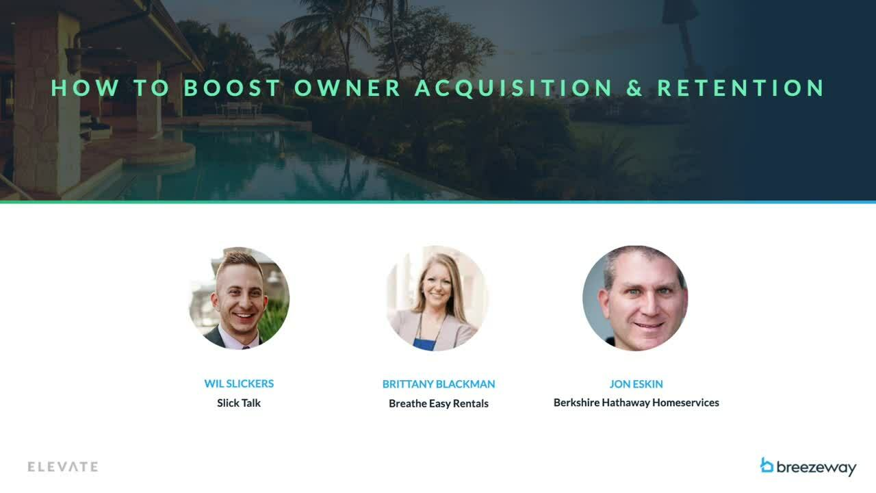 How to Boost Owner Acquisition & Retention