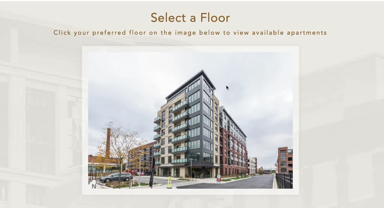 Porter Street Interactive Site Plan