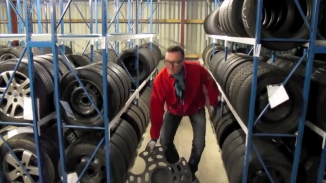 HOVMAND - Effektiv Håndtering af Hjul og Dæk