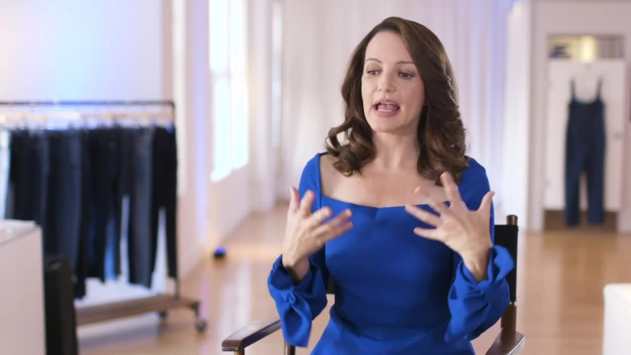 Kristin Davis talks about her CoolSculpting Experience