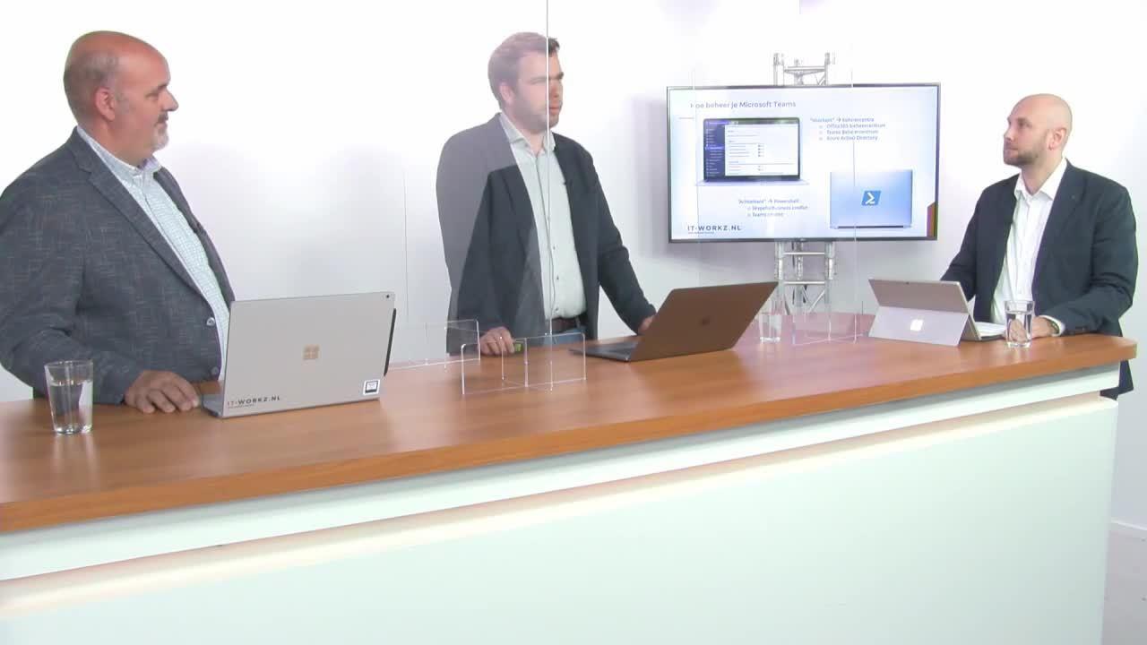 200707 ITW Webinar Teams veilig inrichten voor het nieuwe school compressed