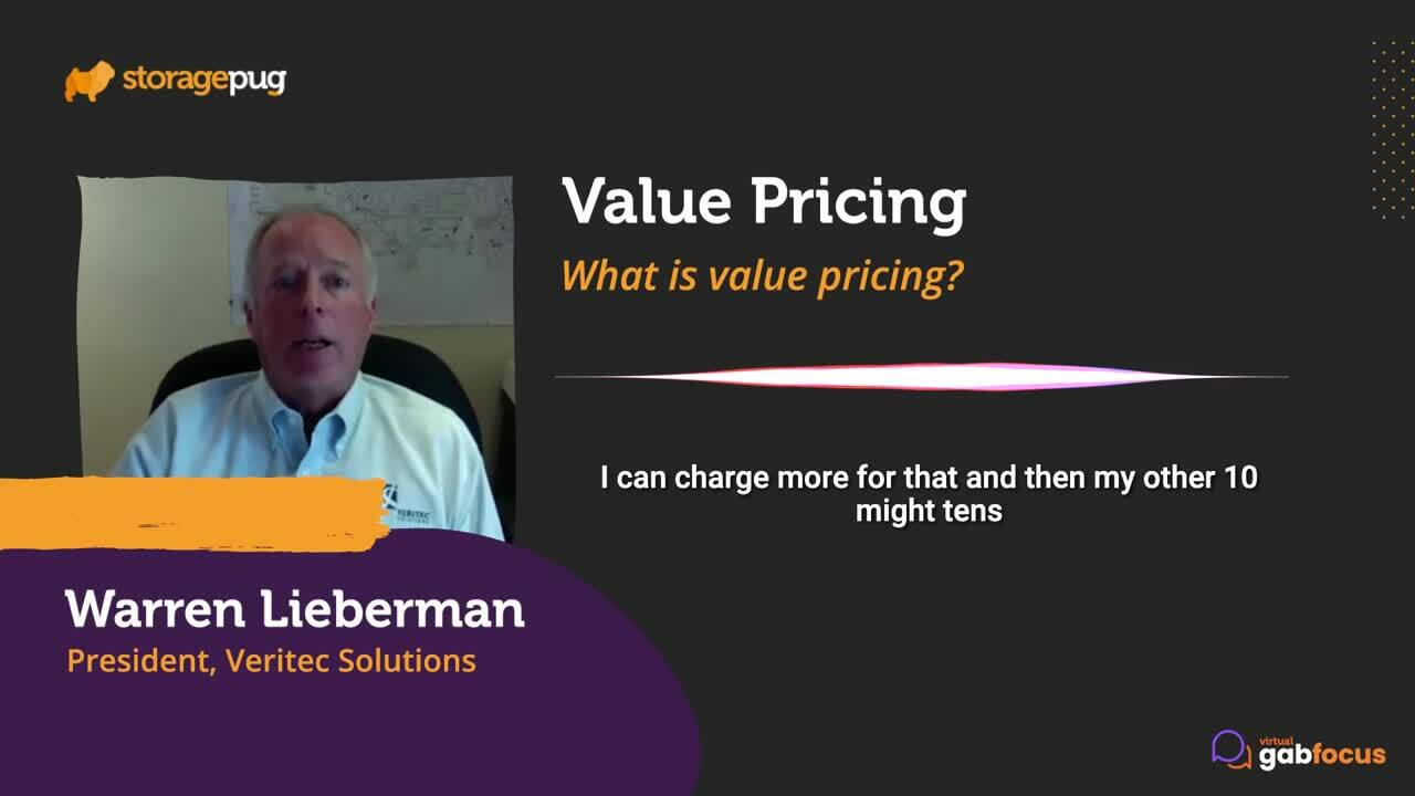 Value Pricing - What is Value Pricing_