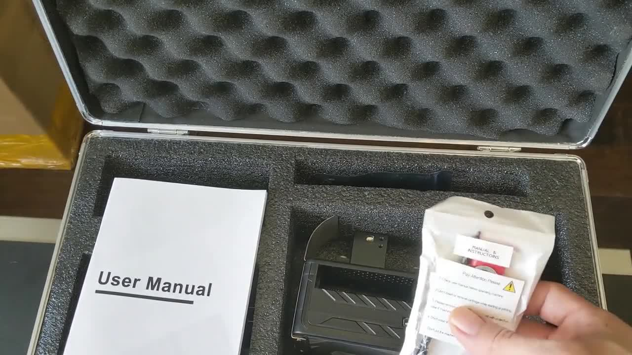 Meenjet M6 Automatic - Whats in the box