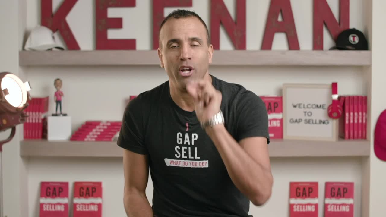Gap Selling Short