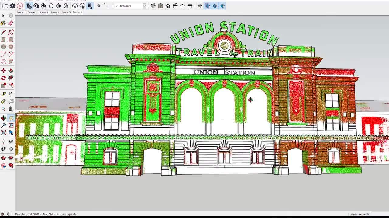 Scan Essentials For Sketchup Overview