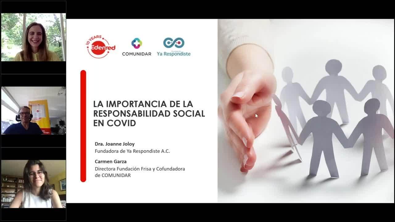 27 clip webinar La importancia de la responsabilidad social en COVID