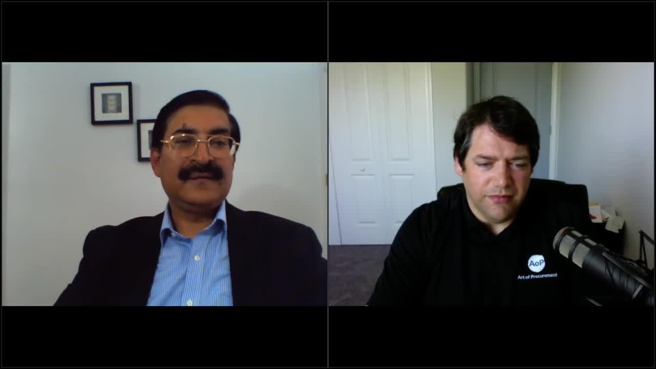AOP Live_ Procurement's Digital Imperative w- Kris Koneru Infosys